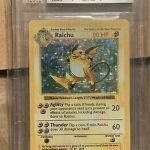 Pokemon Base Set Holo PSA 9