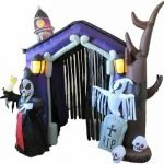 Inflatable Haunted House For Sale