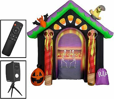 Halloween Inflatable Archway Tunnel