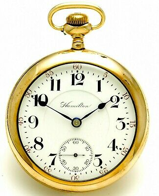 Hamilton 946 Railroad Pocket Watch