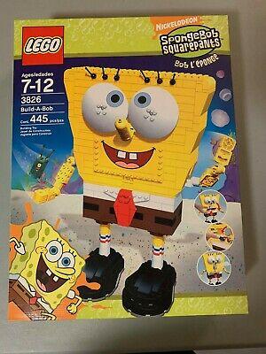 lego build a bob