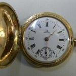 Omega Grand Prix Paris 1900 Pocket Watch