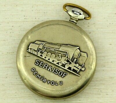 serkisof pocket watch