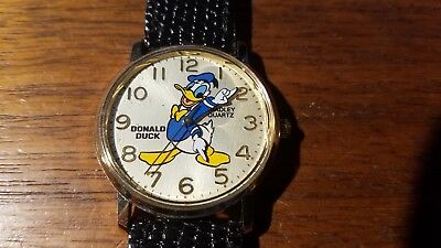 Vintage Donald Duck Watch