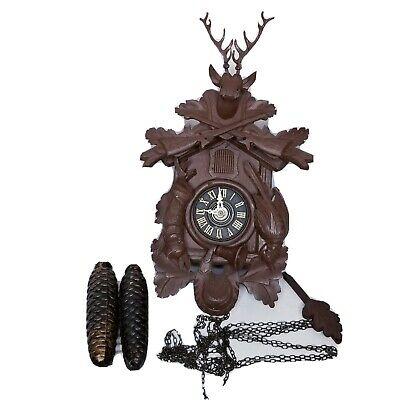 E Schmeckenbecher Cuckoo Clock