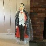 Dracula Blow Mold