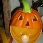 Vintage Hallmark Halloween Decorations