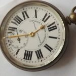 vintage pocket watch keys