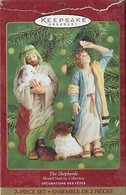Hallmark Porcelain Nativity Set