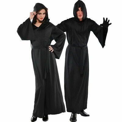 Grim Reaper Halloween Costumes Adults