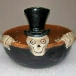 Extra large Halloween candy bowl