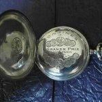 old longines pocket watch