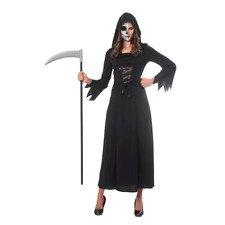 Female Grim Reaper Halloween Costume