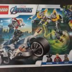 lego marvel avengers sets