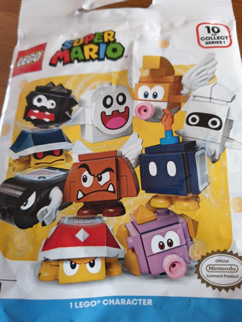 Lego Super Mario Blind Bags