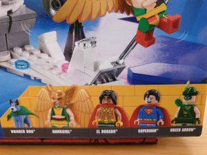 Lego Batman movie Anniversay set