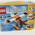 Lego creator Airplane