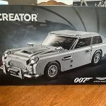 Lego Creator Aston Martin