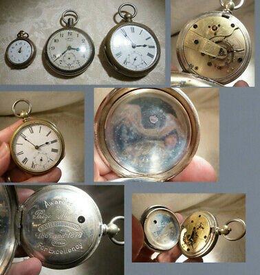 ingersoll pocket watch spares