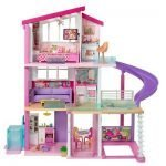 barbie dream house with pool