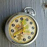 ingersoll boy scout pocket watch