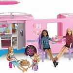 barbie dream house camper