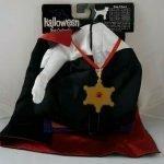 dracula costume pet