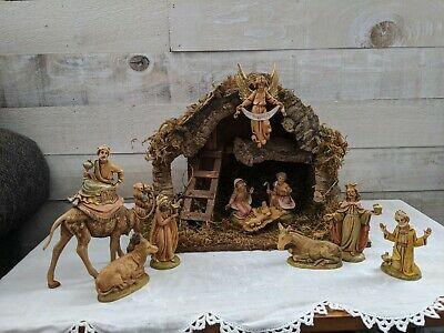 Nativity Set Fontanini 11 Piece