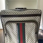 Vintage Gucci Garment Bag