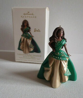Hallmark Holiday Barbie Ornaments