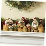 nativity set nesting dolls