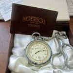 ingersoll quartz pocket watch