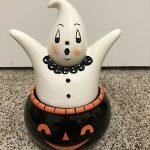 ghost cookie jar