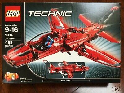 Lego Technic Plane 9394