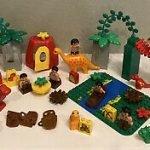 vintage lego duplo sets