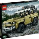 Lego Technic Land Rover