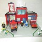 vintage lego house sets