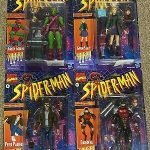 marvel legends spider man wave 1