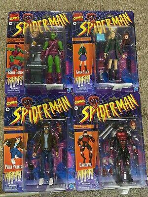 Marvel Legends Spider Man Wave 1
