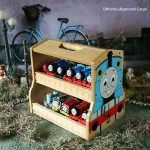 Motorised Thomas Train For Wooden Track