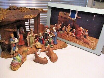 Large Nativity Set Animals