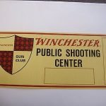 vintage hunting advertising signs