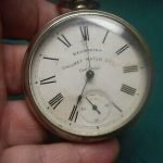 ingersoll watch co pocket watch