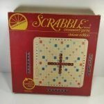 scrabble deluxe edition 1977