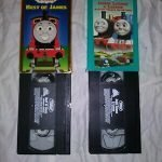 Thomas Adventures James