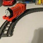 Trackmaster James