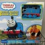 Thomas Sodor Race Game