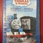 Thomas Steamies Vs Diesel