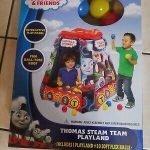 Thomas Steam Team Playland