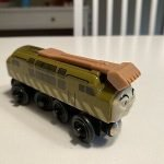 Diesel 10 Wooden Train